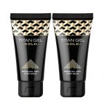 Pachet promotional 2 x Titan Gel Gold